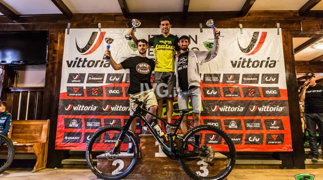 La Finale del Superenduro, Vittoria tra gli Amatori e terzo posto assoluto per Giacomo Dodino