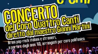 CORO 4 CANTI in concerto