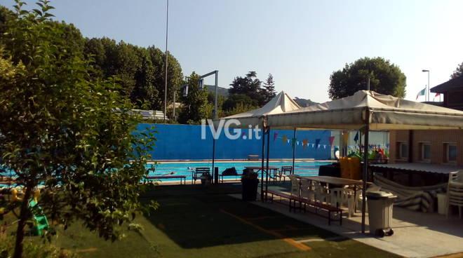 Amatori Nuoto Savona : una festa diversa dal solito...