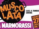 Stasera alla SMS Tambuscio di Marmorassi: la muscolata