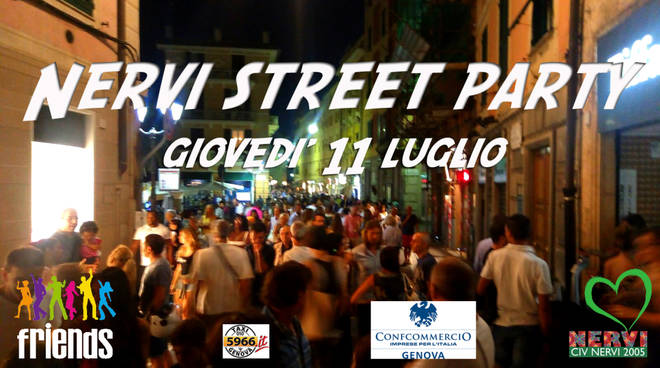 Nervi Street Party by Friends