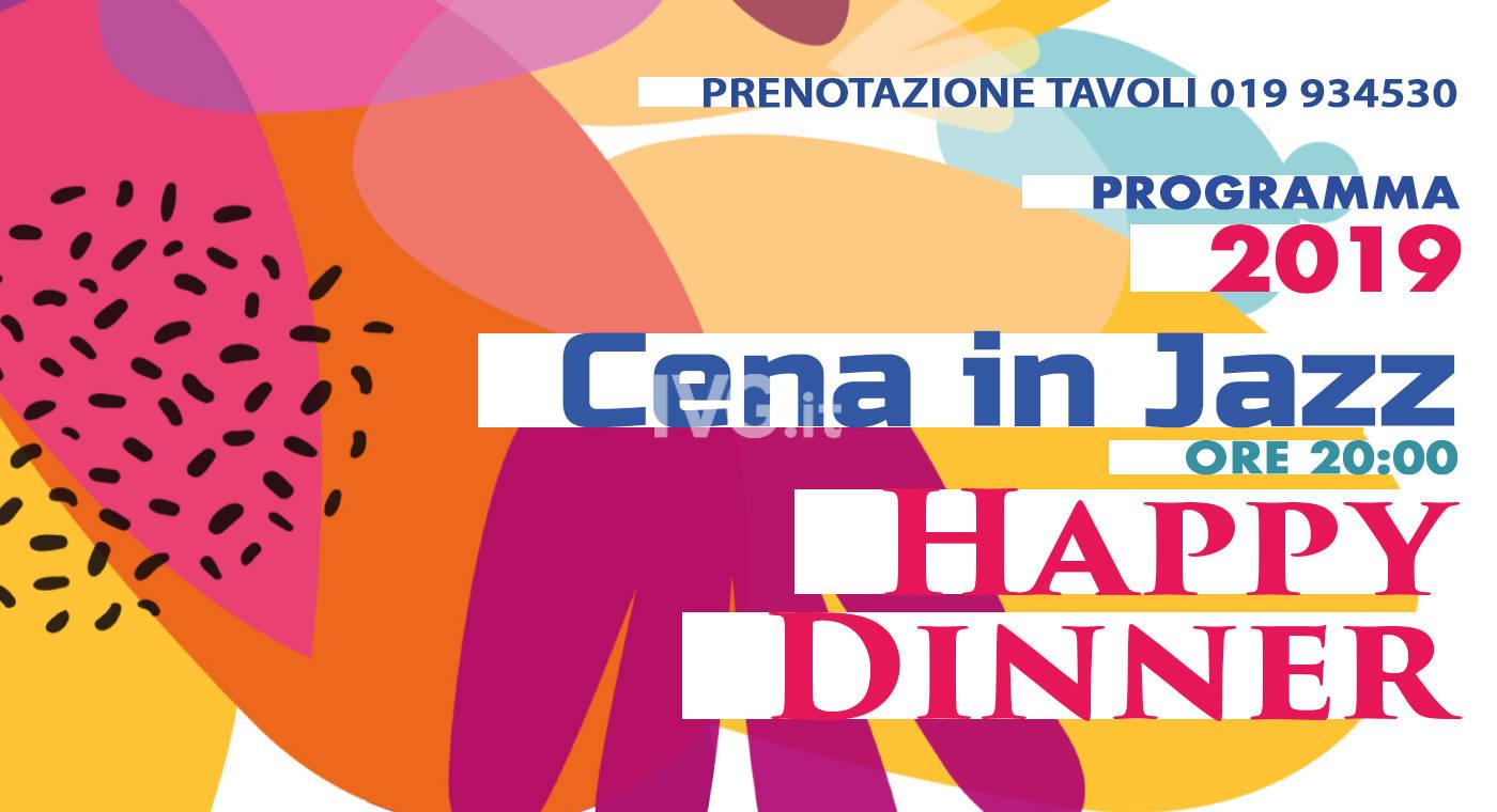 Cena in jazz al Boma di Varazze con Mila Ogliastro