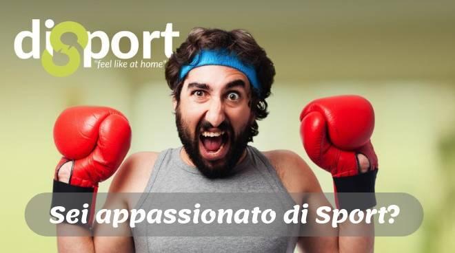 """Ecco """"Disport"""", il nuovo Booking per sportivi"""