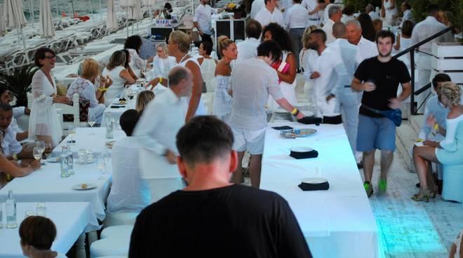 Festa in Bianco dei Lions di Albenga, Alassio, Loano e Finale