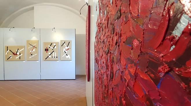 """""""Geometrismo e libertà"""" mostra arti visive Finale Ligure"""