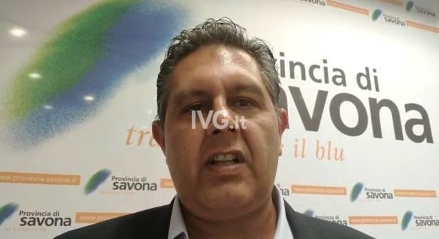 Giovanni Toti provincia di Savona