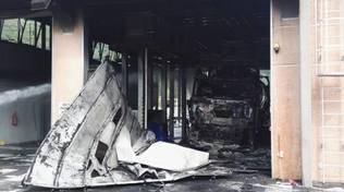 incendio azienda isolabuona