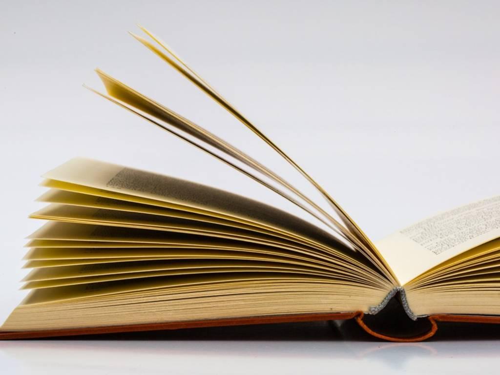 Libri libro aperto