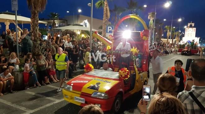 Loano, successo per Carnevaloa