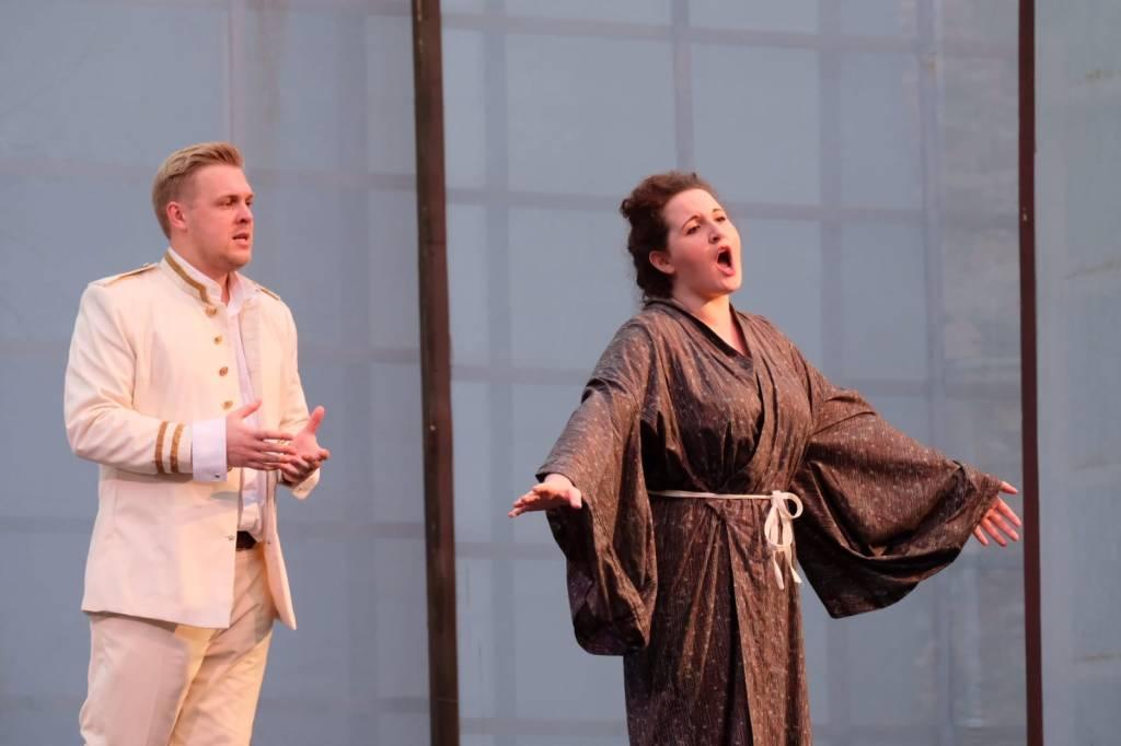 """Madama Butterfly"" Giacomo Puccini Opera Giocosa Savona"