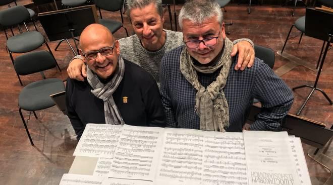 Mal d'Estro Trio gruppo musicale