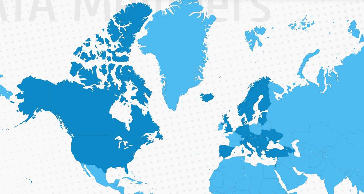 membri ata, atlantic treaty association