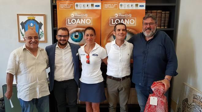 PreMeeting Loano 2019
