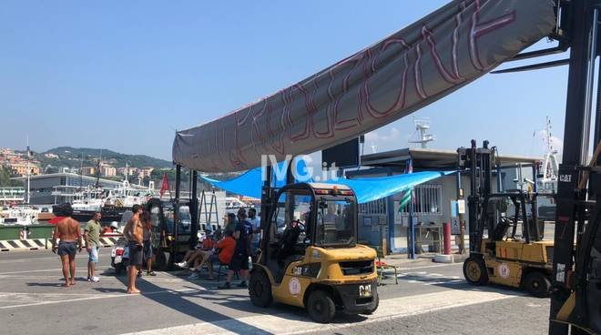 sciopero trasporti porto