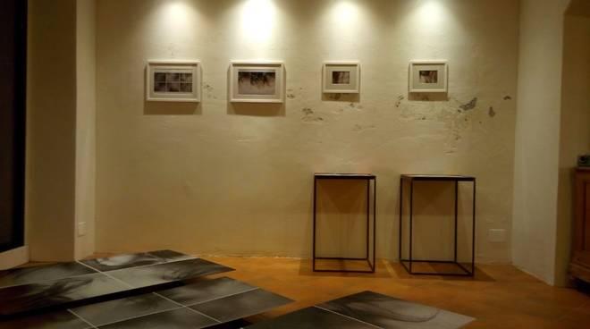 """Skin Maps"" mostra d'arte Annalisa Pisoni Cimelli Celle Ligure"