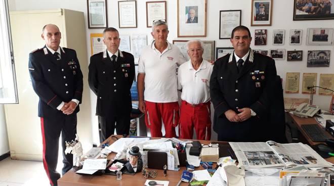 solidarietà carabinieri