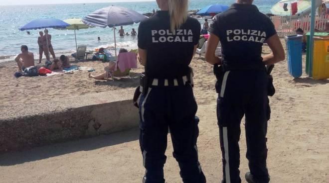 spiagge sicure controlli Ceriale