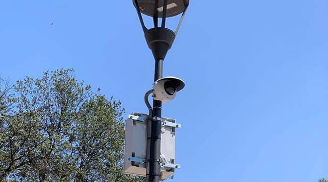telecamere videosorveglianza piazza martinez