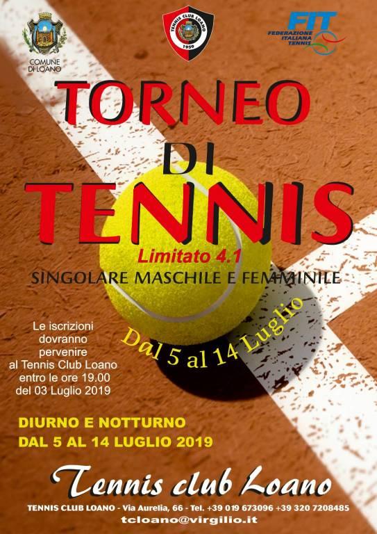 Torneo Tennis