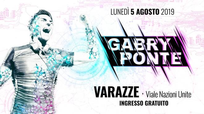 Varazze Big Show 2019: Gabry Ponte