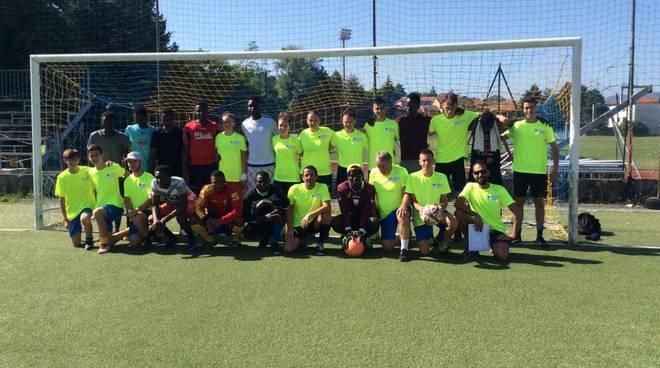 Calcio Solidale Cairo Patetta