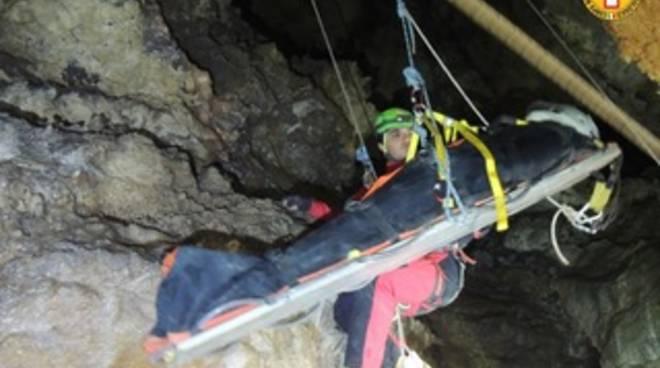 Soccorso Alpino Grotta