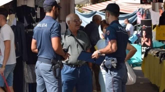 Polizia Truffa Anziani