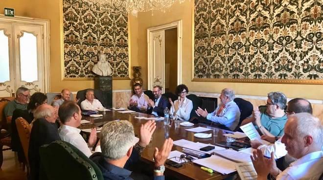 Anci Liguria Consiglio 2019
