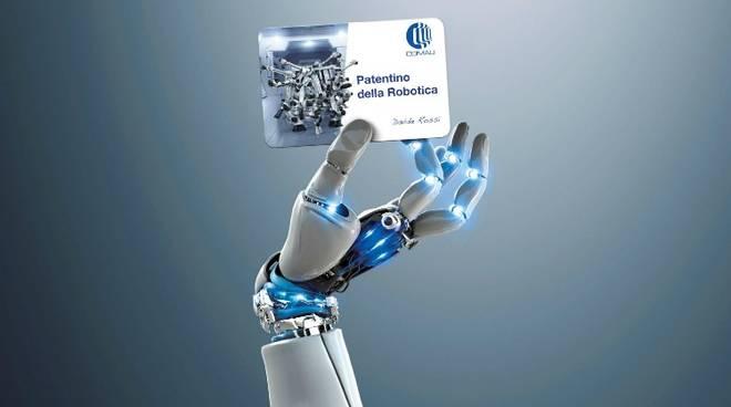 Patentino Robotica