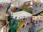 Murales Scuola Media Savona