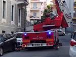 vigili del fuoco pompieri vvff autoscala