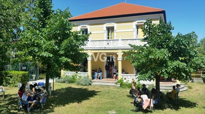 villa frascaroli santa corona