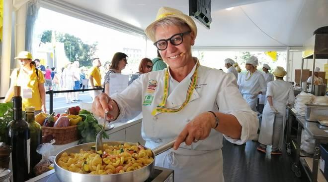 Agrichef Gabriella Caratti