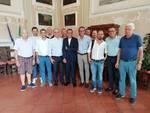 Albenga, in pensione due punti di riferimento per il Comune