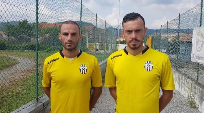 Alessio Lo Nigro e Giovanni Fricano