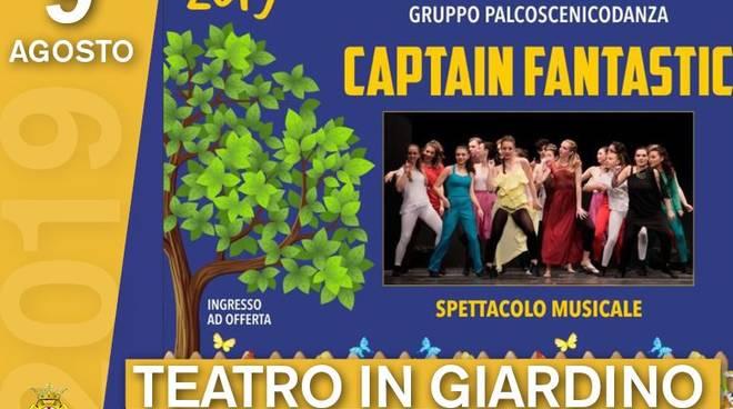 """""""Captain Fantastic"""" spettacolo di danza Varazze"""