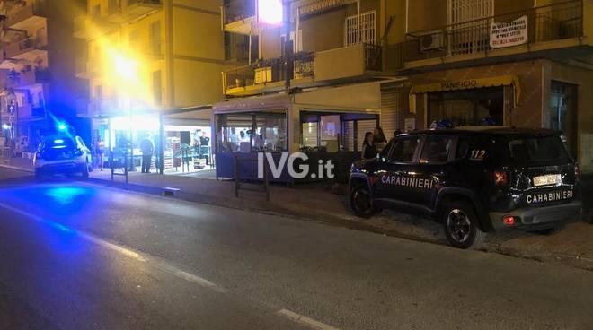 Carabinieri polizia pietra corso italia