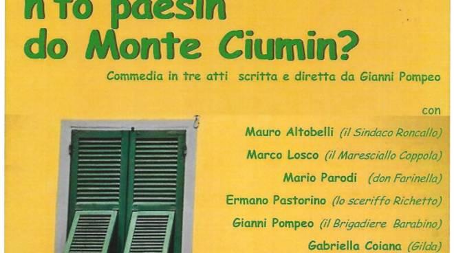 Commedia Teatrale Dialettale Genovese