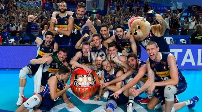 Italia da sballo nel weekend! Sambenedettese, grande festa per la vittoria dello Scudetto