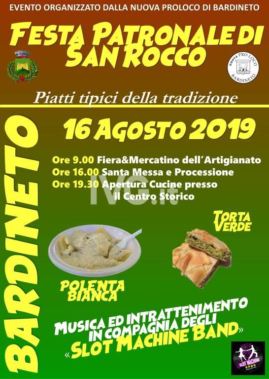 Festa Patronale di San Rocco