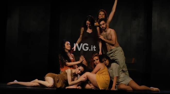 Teatro di Sassello.........aempre più in alto!!!