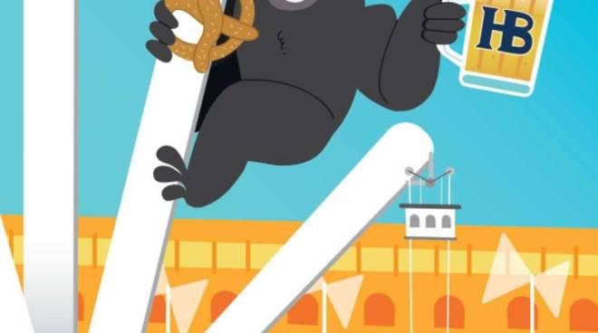 Decretato il logo dell\'undicesima edizione dell\'Oktoberfest genovese: è il gorilla King Kong che veglia su Genova
