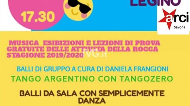 Savona: sabato pomeriggio porte aperte alla Rocca di Legino!
