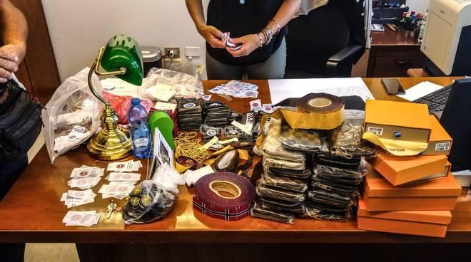centrale della contraffazione