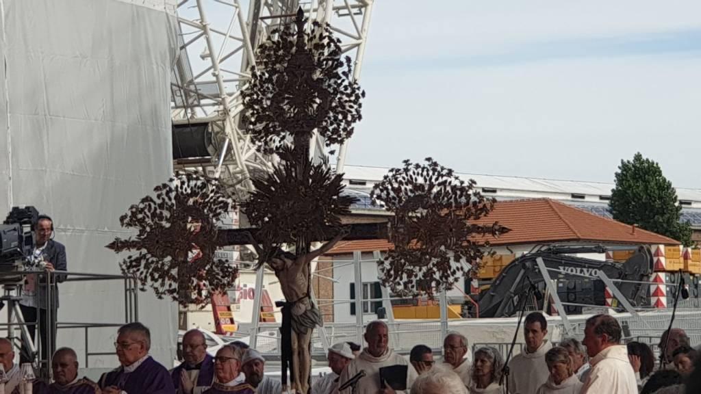 Commemorazione vittime Ponte Morandi