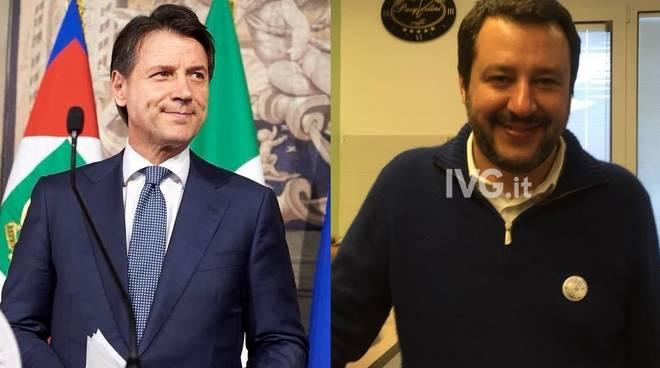 Conte vs Salvini