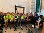 Familiari vittime Morandi premiano soccorritori