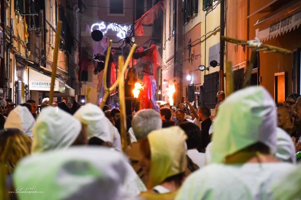 Festa delle Basüe Loano