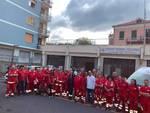 flash mob Umar Nuri croce rossa Loano