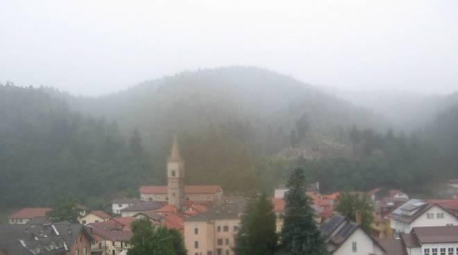 Foto Meteo Calizzano 10 agosto